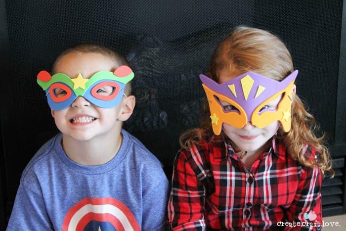 superhero party 13