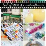 The Best of 2014 at createcraftlove.com