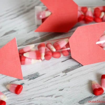 Cupid Arrow Valentine Printable