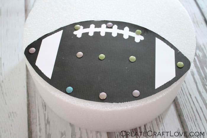 football utensil holder 2