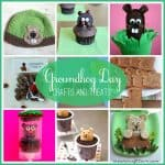 I've rounded up some of the cutest Groundhog Day Crafts and Treats to cure your winter blues! via createcraftlove.com
