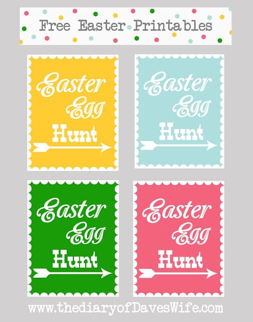 Easter+Printable+Collage
