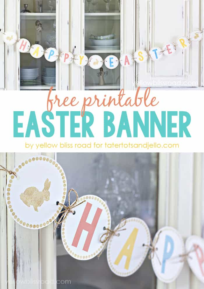 Free-printable-Easter-banner