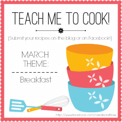 cooking series march