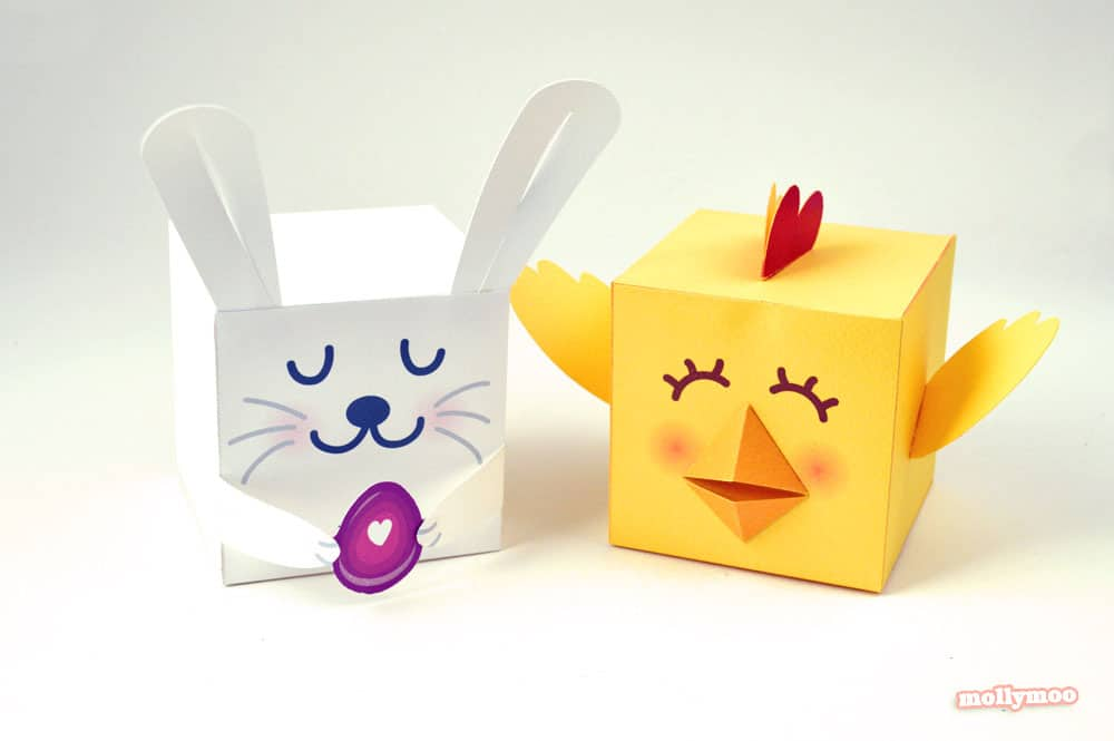 easter-gift-boxes-chick-bunny