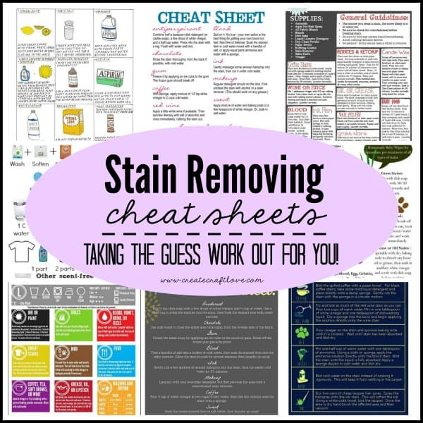 stain removal square