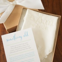 monogrammed handkerchiefs beauty