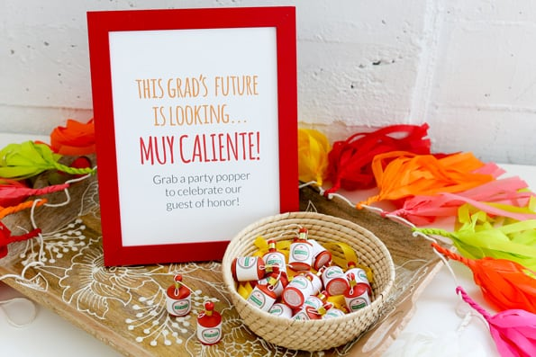 Mexican Food Ideas For Graduation Party