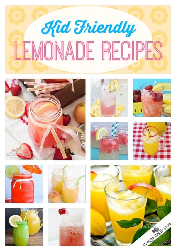 lemonaderecipescollage