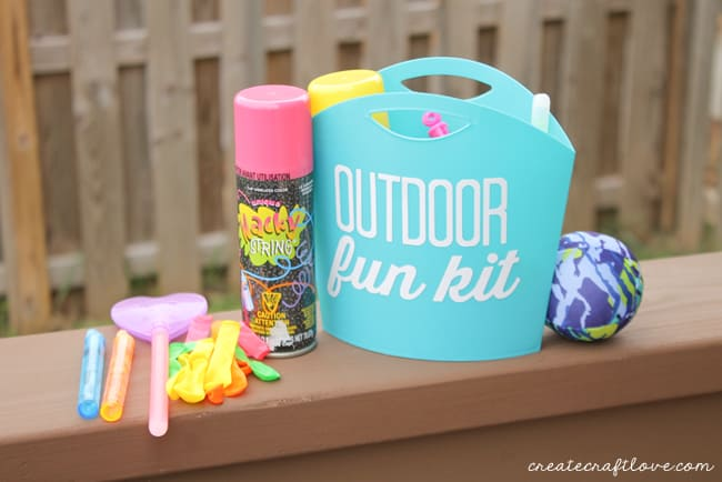 outdoor fun kit horizontal