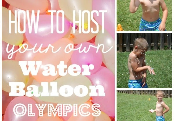 water balloon olympics facebook
