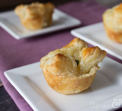 Super Easy Basil And Brie Appetizer | CupcakesAndCrowbars