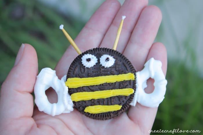 bumblebee oreos horizontal