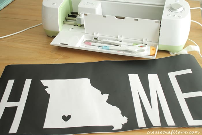 home state wall art 1