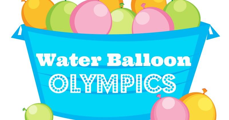 water balloon olympics