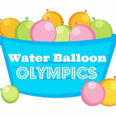 Water Balloon Olympics Free Printables