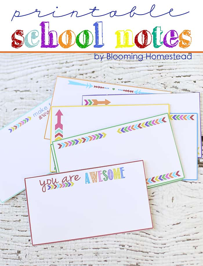 5School-notes-by-Blooming-Homestead