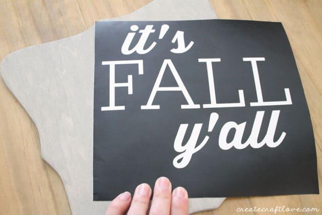easy fall decor 1