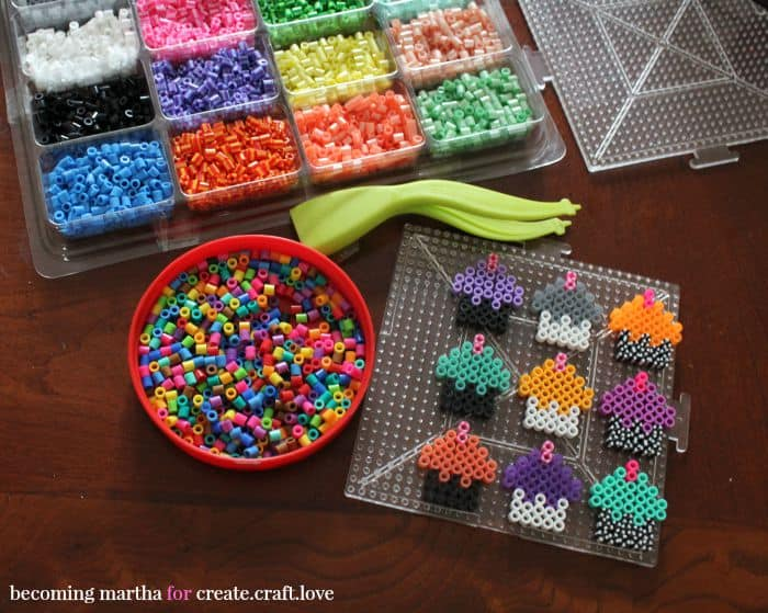 Diy Perler Bead Art Create Craft Love
