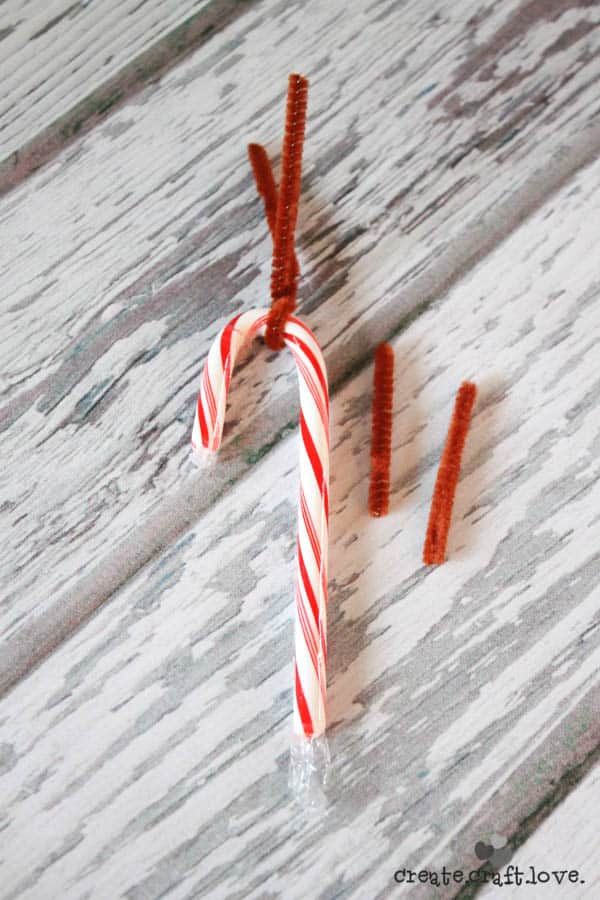 candy cane reindeer 1