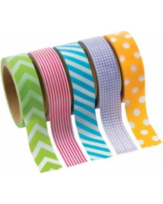 primary-patterned-washi-tape-set-glue-tape-and-adhesives