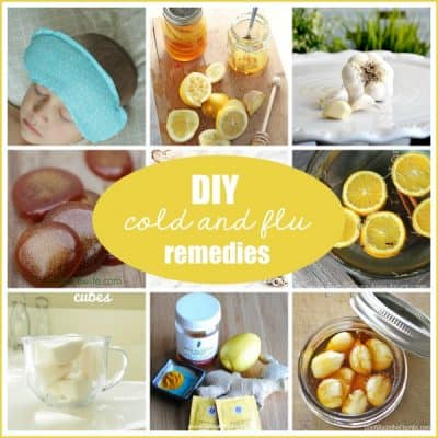 If you are into the natural methods and homeopathy, these DIY Cold and Flu Remedies are a must! via createcraftlove.com