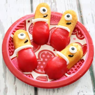 Valentine Minion Twinkies