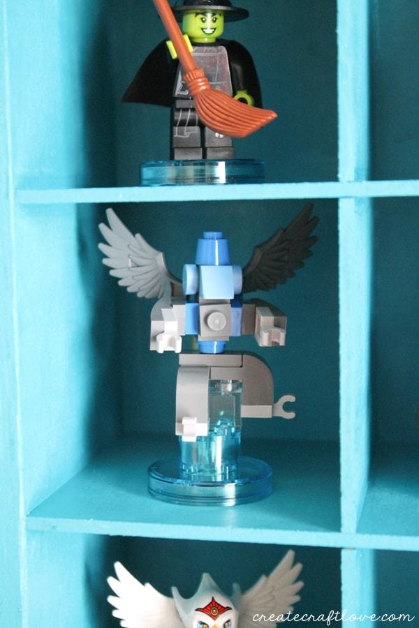 lego dimensions storage flying monkey