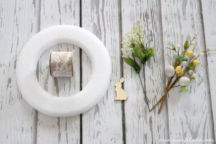 mini easter wreath 1
