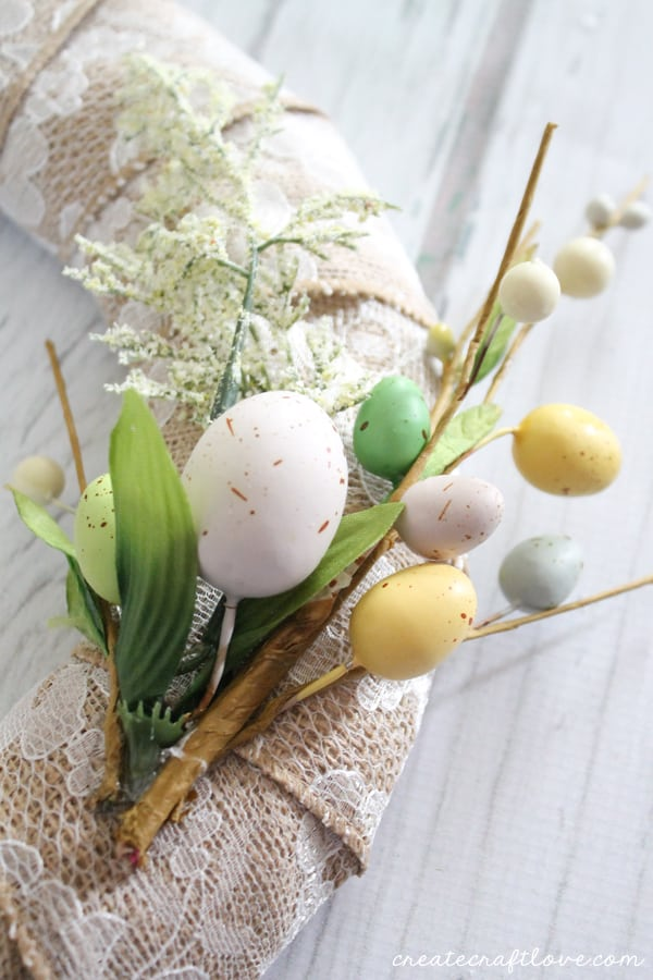 mini easter wreath 4