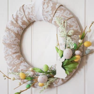 Mini Easter Wreath