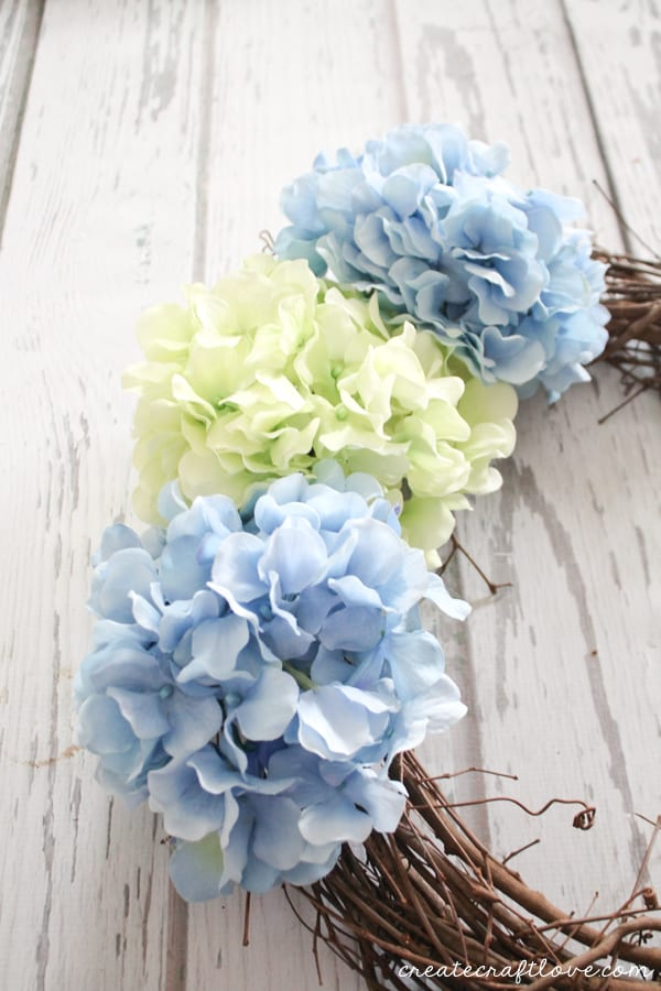 spring hydrangea wreath 2 copy
