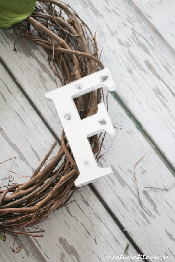 spring hydrangea wreath 4