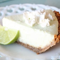 This Key Lime Pie Recipe will have you dreaming of the tropics!