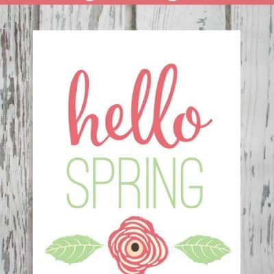 For those of you who do not sew but like the patterns, I created these fun Spring Art Printables!