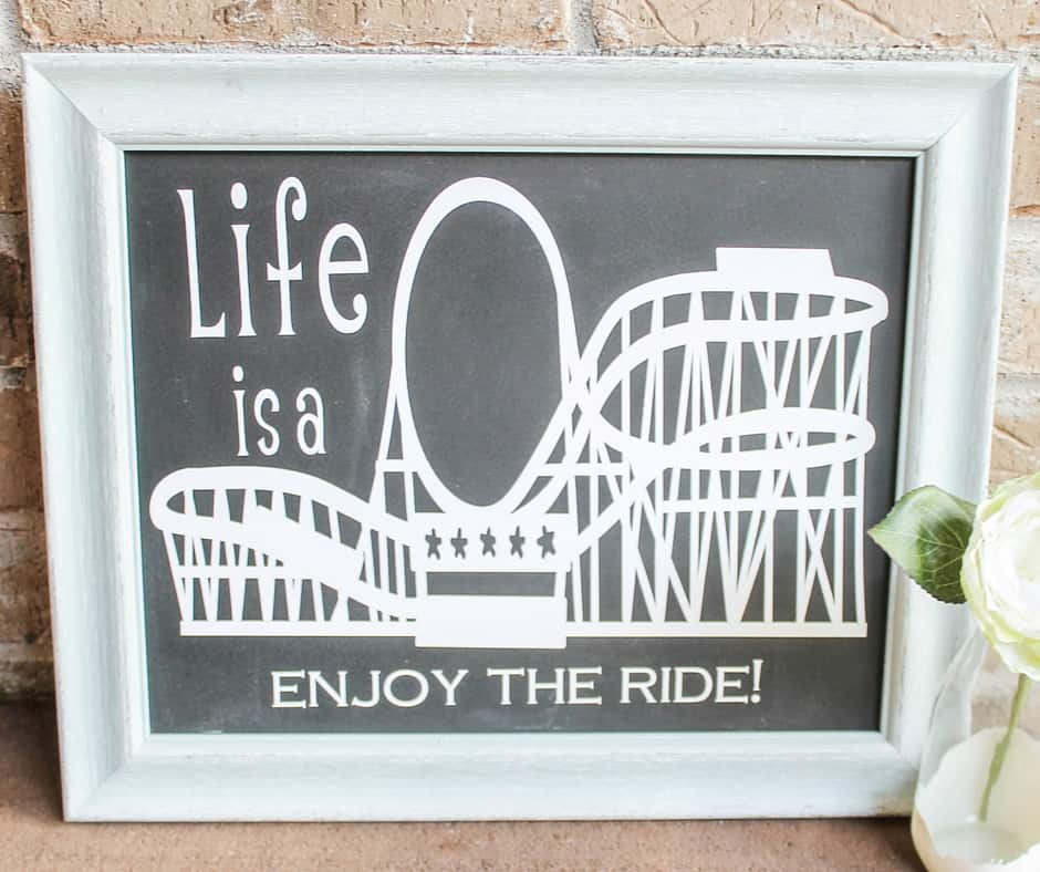 rollercoaster wall decor pinterest