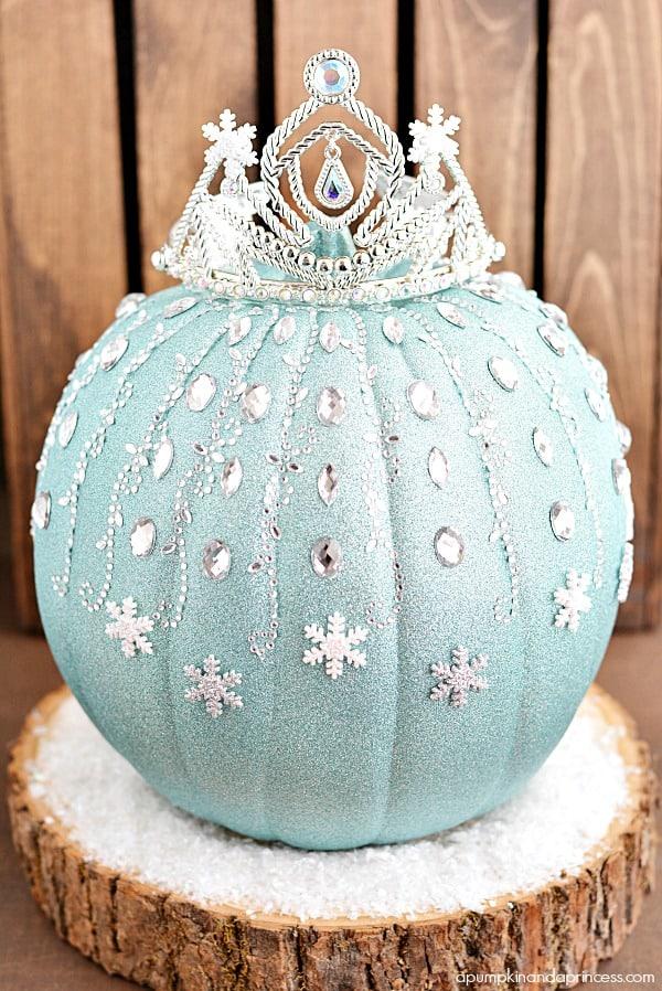 Disney-Elsa-Pumpkin-Tutorial