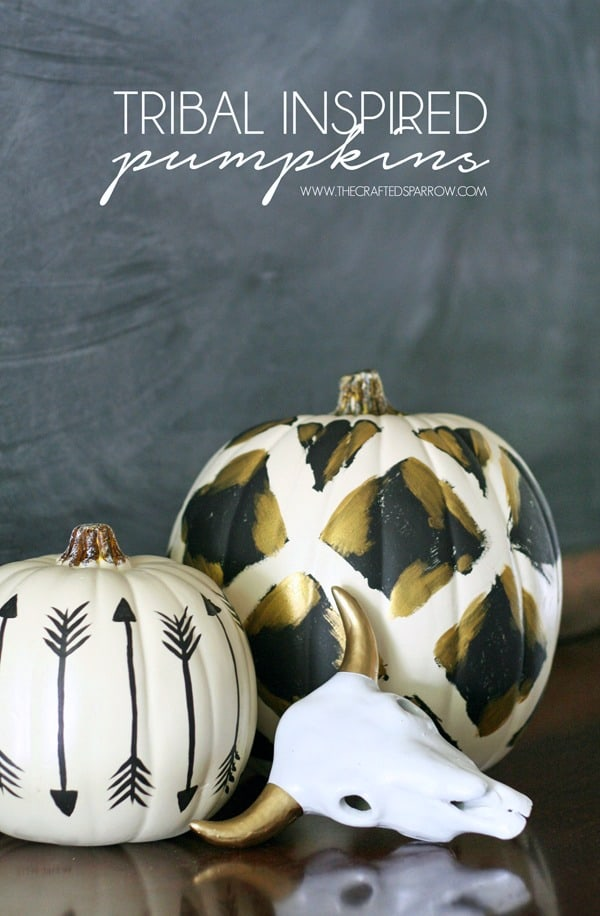 Tribal-Inspired-Pumpkins-11