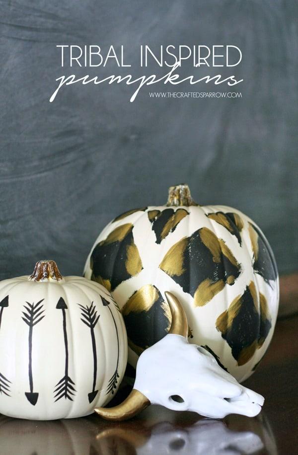 Tribal-Inspired-Pumpkins-11