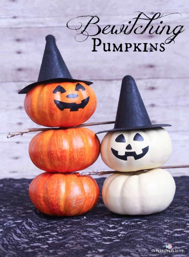 bewitching pumpkins