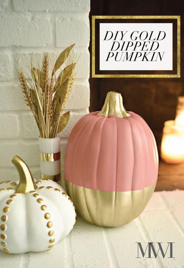 No Carve Pumpkin Decorating Ideas Create Craft Love
