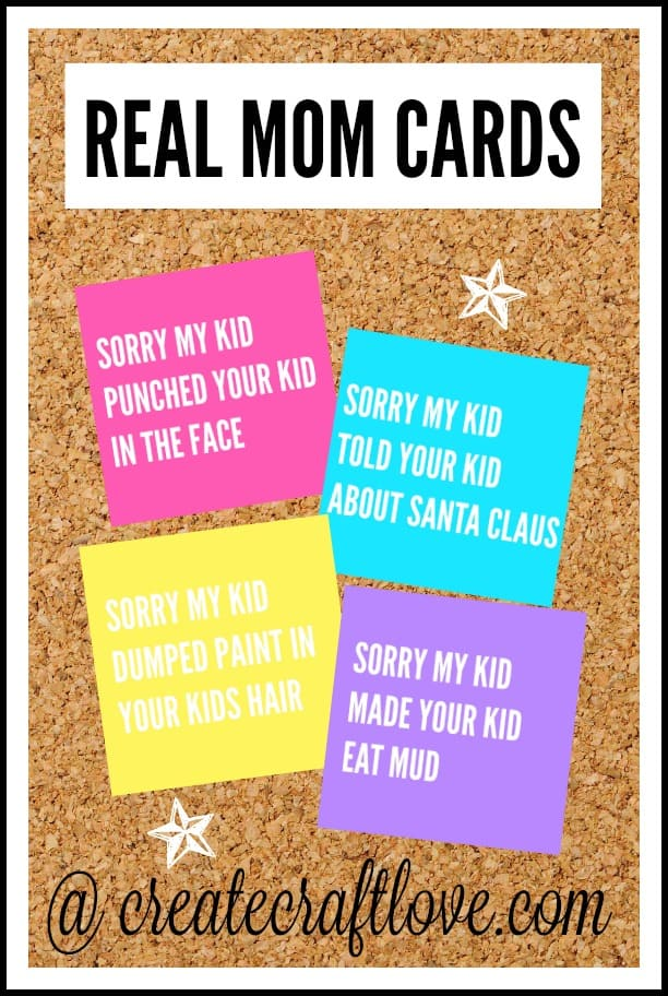 photograph about Printable Sorry Card known as Correct Mother Playing cards Printable - Generate Craft Get pleasure from