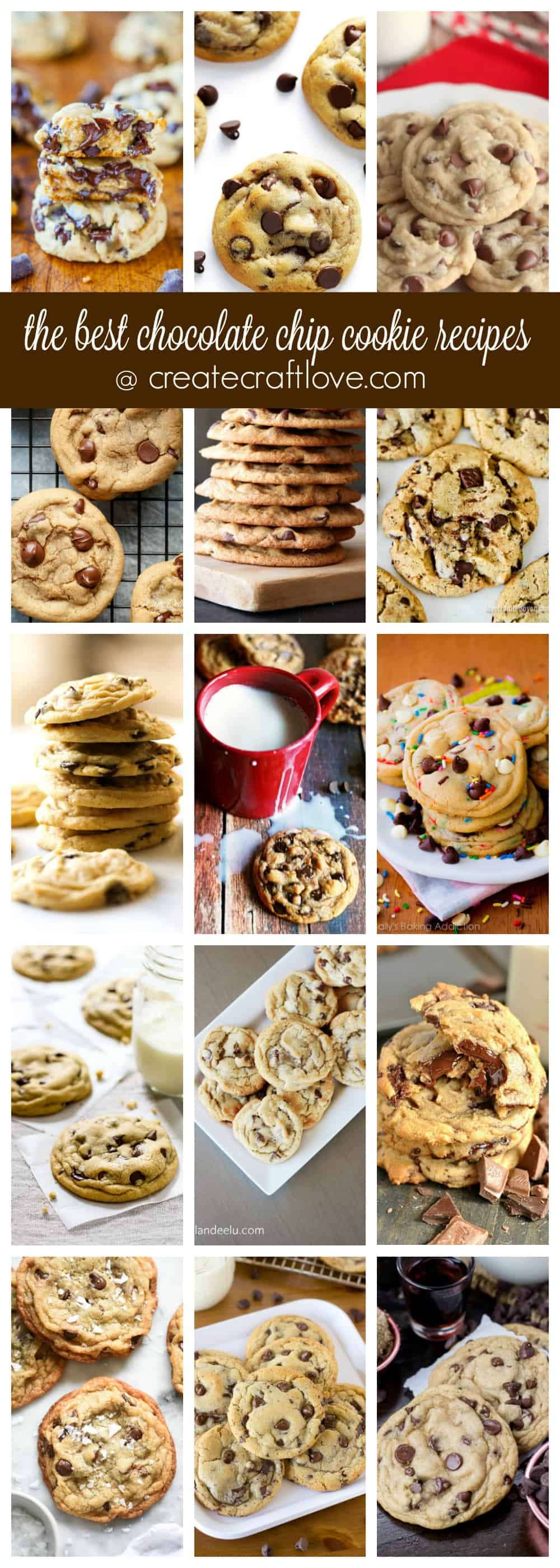 The One with all the Chocolate Chip Cookie Recipes