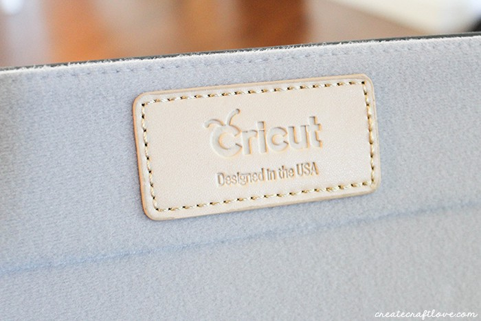 Cricut Tote Bags - leather tag inside!