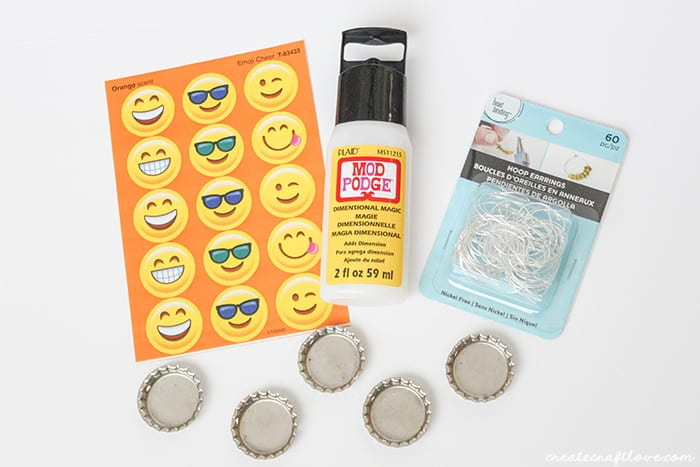 Drink tags supplies