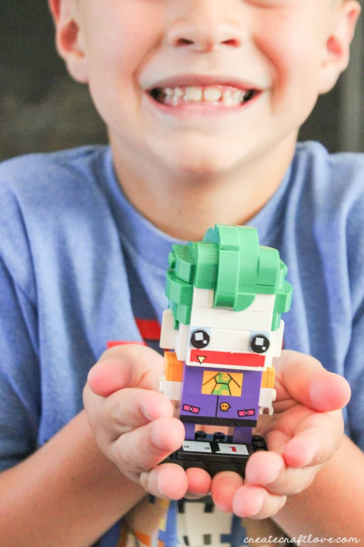 LEGO Brickheadz The Joker