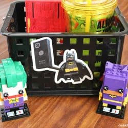 LEGO Batman Movie caddy