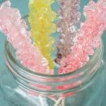 Homemade Rock Candy Recipe