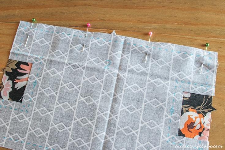 Cricut Cosmetic Bag Create Craft Love
