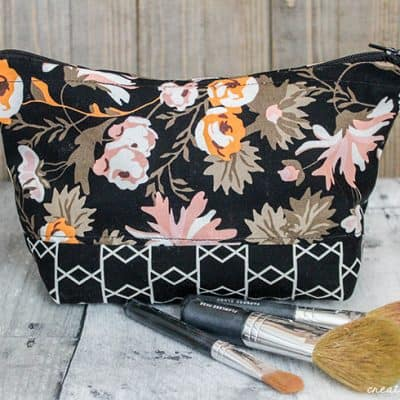 Cricut Cosmetic Bag